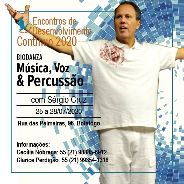 Sergio Voz Musica